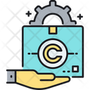Industrial Design Copyright Assembly Copyright Icon
