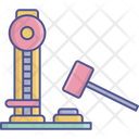 Industrial Equipment Industrial Scale Scale Icon