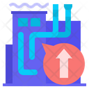 Industrial Expansion Icon