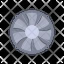 Industrial fan Icon