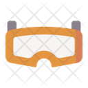 Industrial Glasses Glasses Goggles Icon