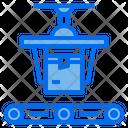 Industrial Machine Icon