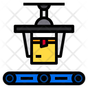 Industrial Machine Icon