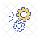 Cogwheel Gear Cog Icon
