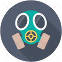 Industrial Mask Respirator Icon