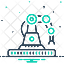 Industrial Robot Icon