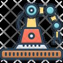 Industrial Robot Industrial Robot Icon