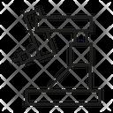 Industrial Robot Robotic Arm Robot Icon