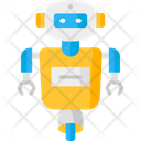 Industrial Robot Robot Robotics Icon