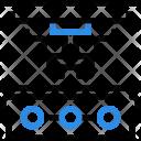 Industrial Robot Crane Icon