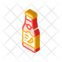 Industrial Spicy Sauce Icon