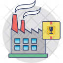 Industrial Shipment Export Icon