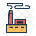 Industrial Stack Icon