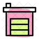 Industrial Warehouse Icon