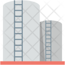 Industry Nuclear Plant Icon