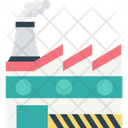 Industry Factory Production Unit Icon