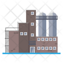 Industry Factory Refinery Icon