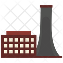 Industry Factory Company Icon
