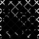 Industry Hazardous Refinery Icon