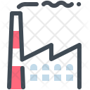 Industry Plant Factory Icon