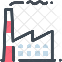 Industry Plant Energy Icon