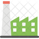 Industrial Factory Brewery Icon