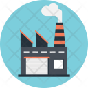 Production Industry Factory Icon