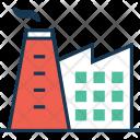 Brick Tower Chimney Icon