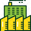 Building Energy Factory Icon