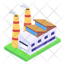 Industry Factory Mill Icon