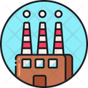 Industry Innovation Infrastructure Industry Factory Icon