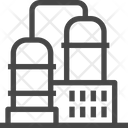 Industry Plant Icon
