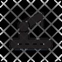 Auto Machine Manufacture Icon