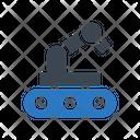 Manufacture Auto Machine Icon