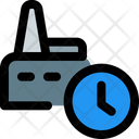 Industry Time Icon