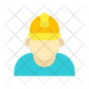 Industry worker Icon