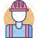 Industry Worker Worker Mechanic Icon
