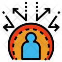Ineffective Protect Reflect Icon