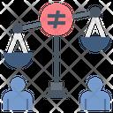 Inequality Icon