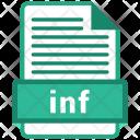 Inf file Icon