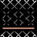 Infant Cradle Crib Icon