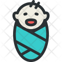 Infant Baby Child Icon