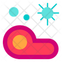 Infected Meat Infection Icon