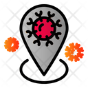 Infected Area Icon