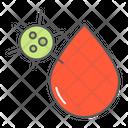 Hiv Virus Coronavirus Icon