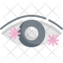 Infected Eye Icon