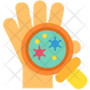 Infected Hand Icon