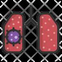 Infect Disease Covid 19 Icon