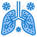 Infected Lungs Infect Lungs Icon