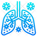 Infected Lung Icon